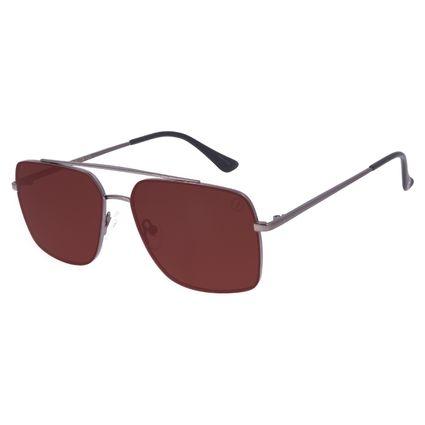 Óculos de Sol Masculino Chilli Beans Executivo Marrom OC.MT.3053-0222