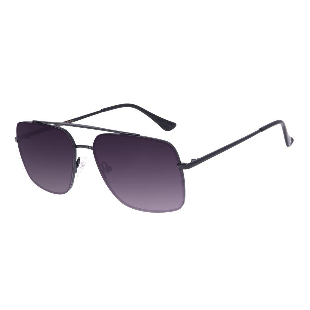 Óculos de Sol Masculino Chilli Beans Executivo Degradê Preto OC.MT.3053-2001