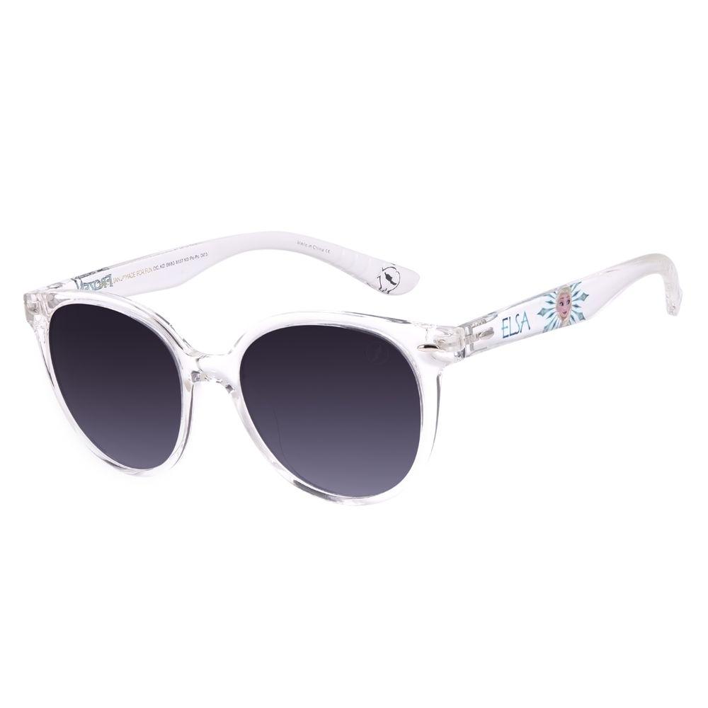 Óculos de Sol Infantil Frozen II Elsa Degradê Transparente OC.KD.0683-8337