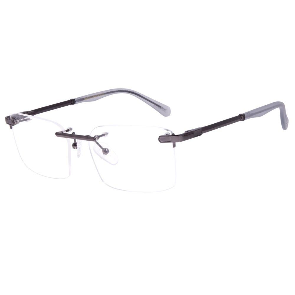 Armação Para Óculos de Grau Masculino Tokyo Samurai Ônix LV.MT.0440-2222