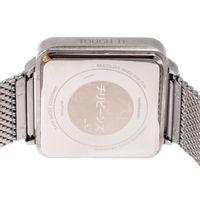 Relógio Digital Feminino Tokyo Touch Led Prata RE.MT.1075-0707.7