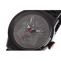Relógio Analógico Masculino Tokyo Shogun Preto RE.MT.1079-0101.5