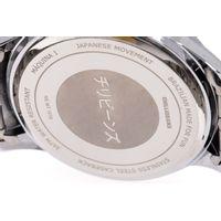 Relógio Analógico Masculino Tokyo Grande Onda Prata RE.MT.1079-2207.8