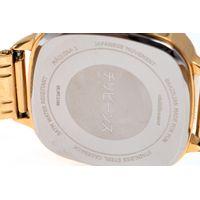 Relógio Analógico Feminino Tokyo Cerejeira Metal Dourado RE.MT.1086-2121.6