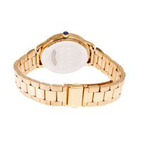 Relógio Analógico Feminino Chilli Beans Metal Escovado Dourado RE.MT.1110-2121.2