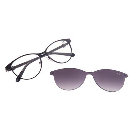 Armação Para Óculos de Grau Feminino Chilli Beans Cat Multi Preto LV.MU.0496-2001