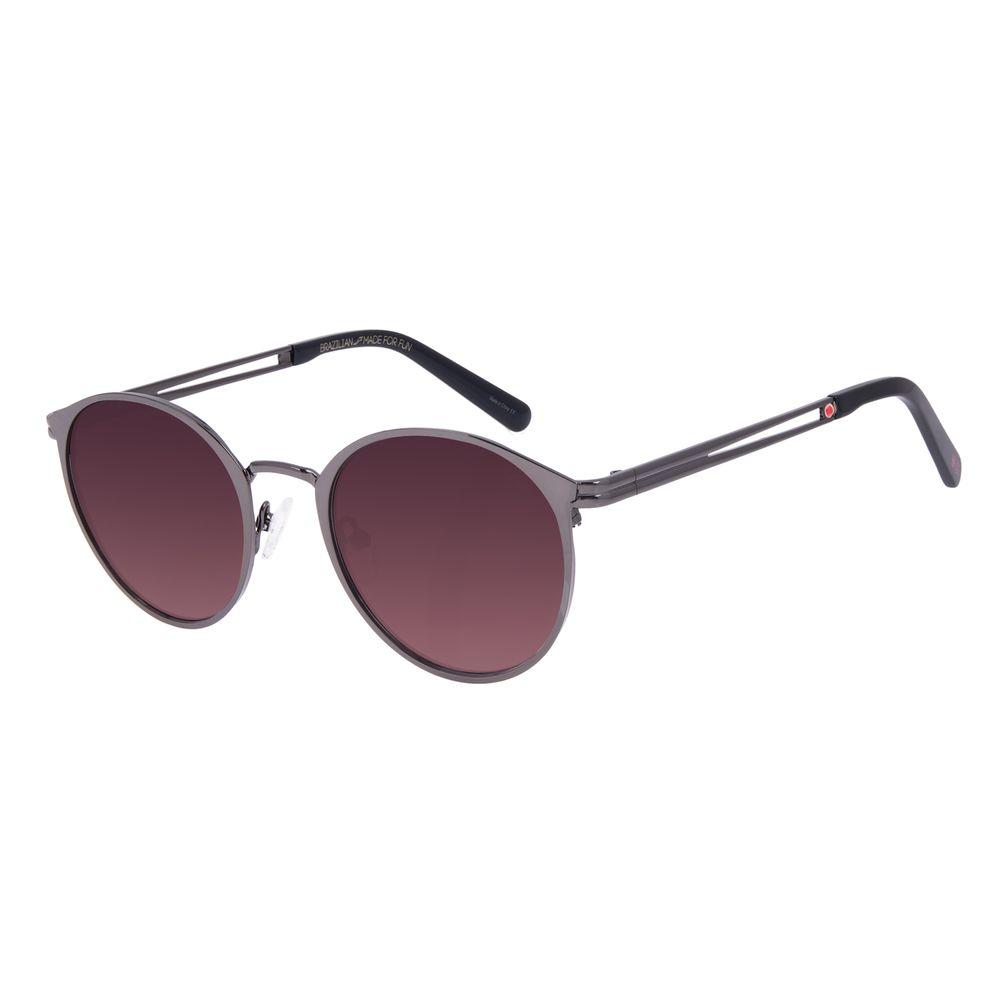 Óculos de Sol Unissex Tokyo Hashi Ônix OC.MT.2905-5722