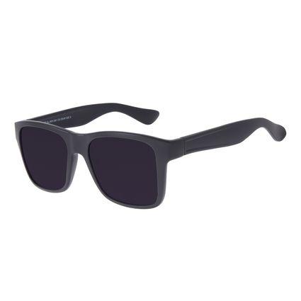 Óculos de Sol Unissex Chilli Beans Bossa Nova Basic Grafite OC.CL.1674-2401
