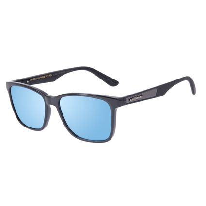Óculos de Sol Masculino Chilli Beans Esportivo Espelhado Polarizado OC.ES.1220-3201