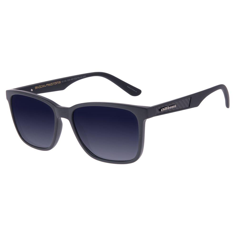 Óculos de Sol Masculino Chilli Beans Esportivo Flash Polarizado OC.ES.1220-0001