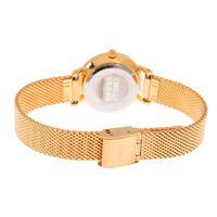 Relógio Analógico Feminino Chilli Beans Metal Brilho Dourado RE.MT.1137-2121.2
