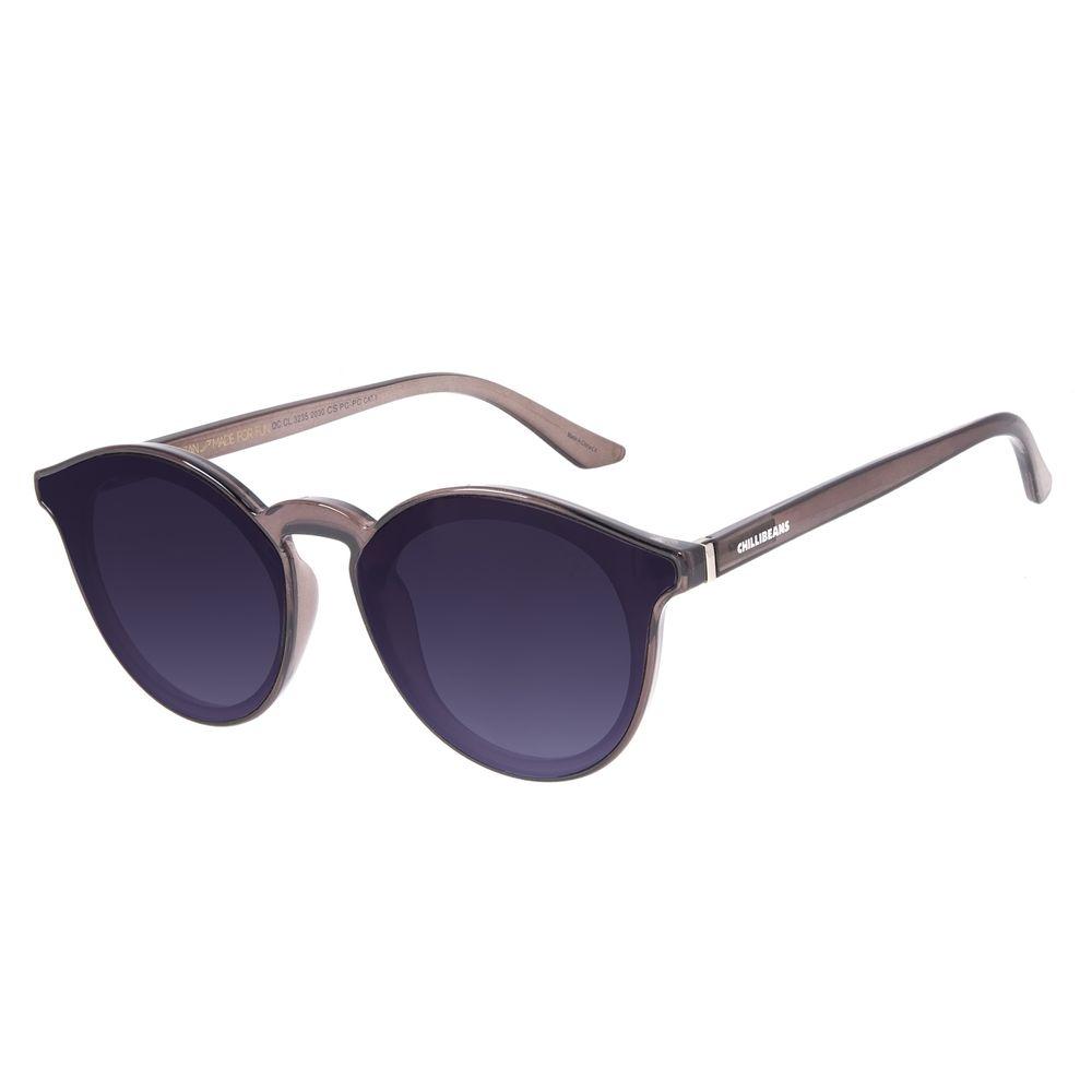 Óculos de Sol Unissex Chilli Beans Redondo Degradê OC.CL.3235-2030