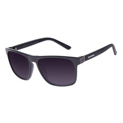 Óculos de Sol Masculino Chilli Beans New Sport Polarizado Degradê Preto OC.ES.1258-2001