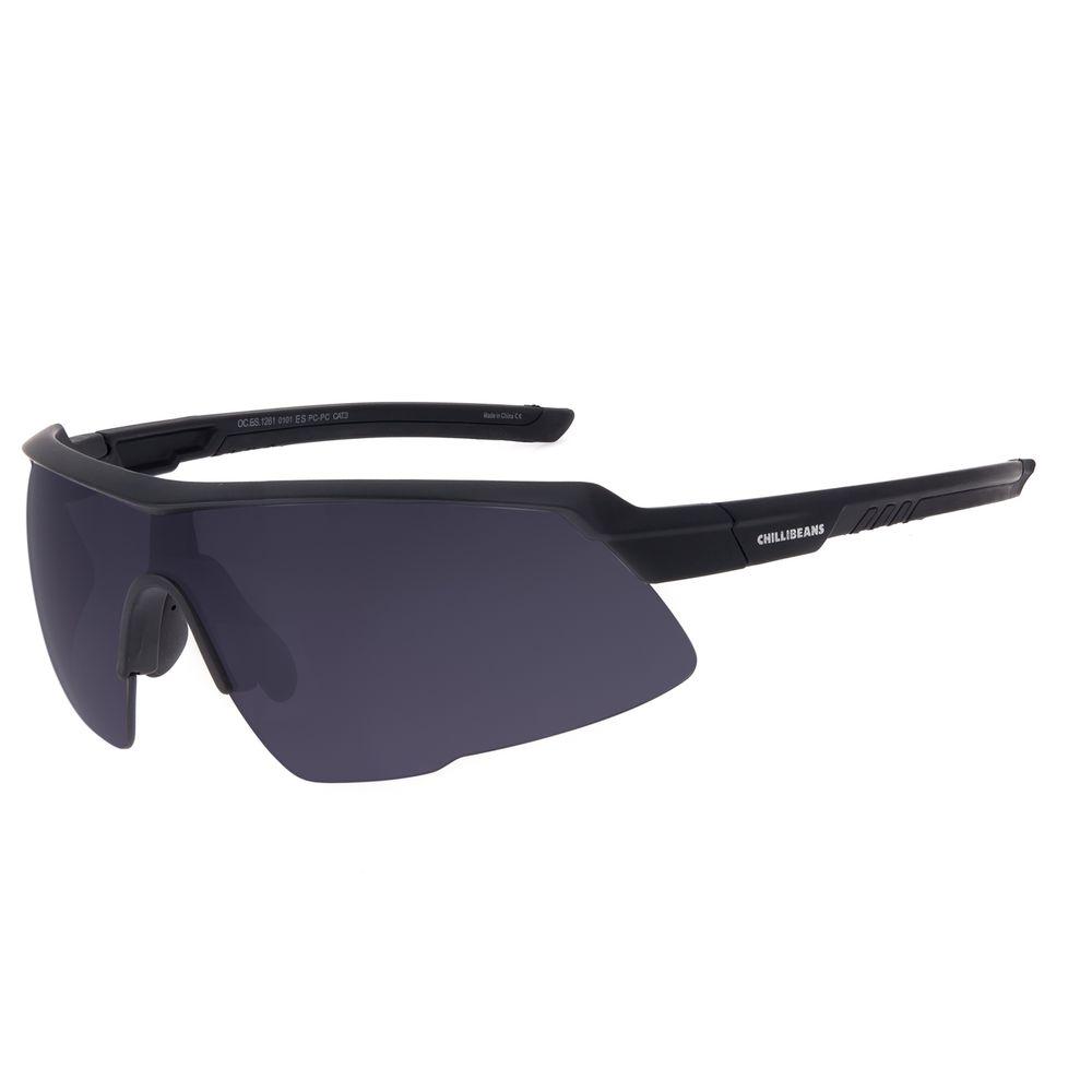 Óculos de Sol Masculino Chilli Beans Flutuante Preto OC.ES.1261-0101