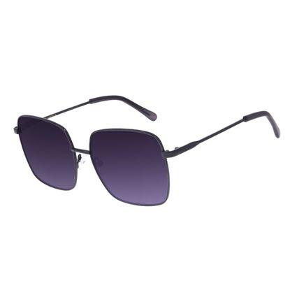 Óculos de Sol Feminino Chilli Beans Quadrado Preto OC.MT.3005-2001