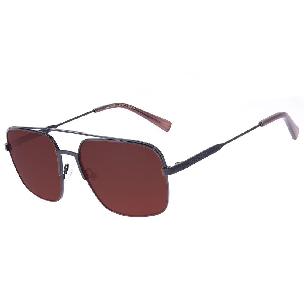 Óculos de Sol Masculino Chilli Beans Executivo Preto OC.MT.3060-0201