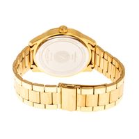 Relógio Analógico Masculino Chilli Beans Roleta Metal Dourado RE.MT.1030-2121.2