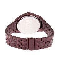 Relógio Analógico Masculino Chilli Beans Chocolate Metal Marrom RE.MT.1118-0202.2