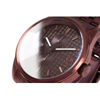 Relógio Analógico Masculino Chilli Beans Chocolate Metal Marrom RE.MT.1118-0202.5