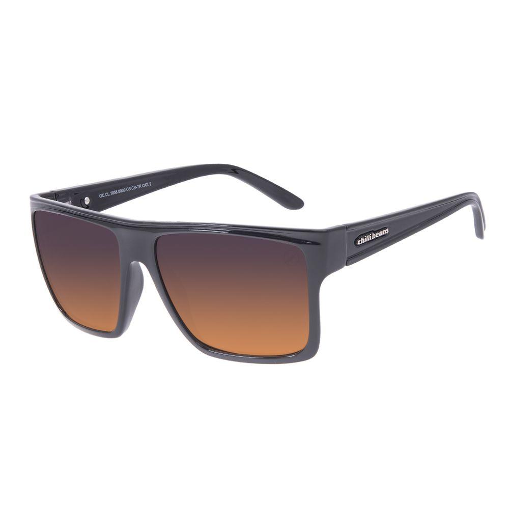 Óculos de Sol Unissex Chilli Beans Essential Quadrado Colorido OC.CL.1058-8030