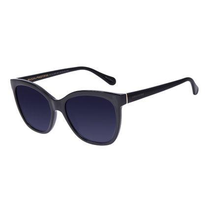 Óculos de Sol Feminino Chilli Beans Redondo Basic Preto OC.CL.3238-0501