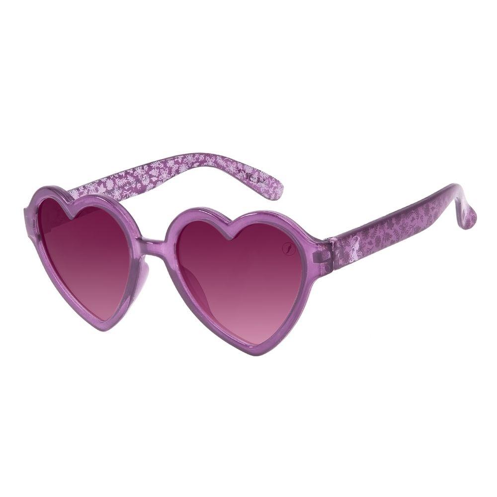 Óculos de Sol Infantil Frozen II Elsa Roxo OC.KD.0686-1414
