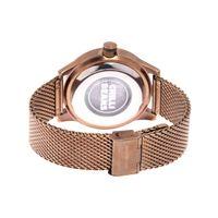 Relógio Automático Masculino Motor Club Metal Vintage Bege RE.MT.0858-2323.2