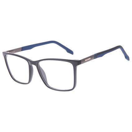 Armação Para Óculos de Grau Masculino Chilli Beans Quadrado Preto LV.IJ.0234-0108