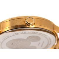 Relógio Analógico Masculino Disney Mickey Mouse 1928 Multi Funções Dourado RE.MT.1196-2221.7