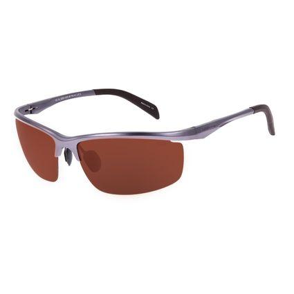 Óculos de Sol Masculino Chilli Beans Esportivo Flutuante Ônix OC.AL.0253-0222
