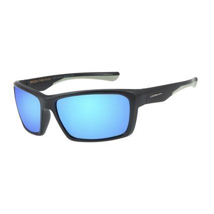 Óculos de Sol Masculino Chilli Beans Performance Polarizado Azul Espelhado OC.ES.1259-9101