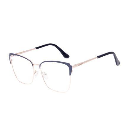 Armação Para Óculos de Grau Feminino Chilli Beans Cat Azul LV.MT.0564-0821