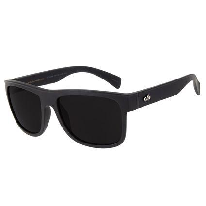 Óculos de Sol Masculino Chilli Beans Essential Bossa Nova Cinza OC.CL.2999-0401