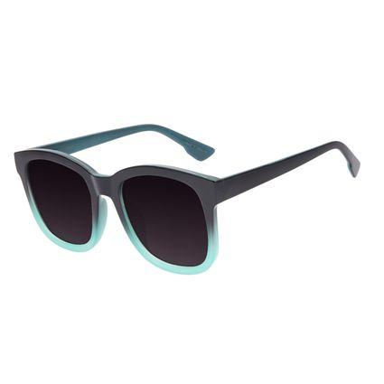 Óculos de Sol Feminino Chilli Beans Quadrado Degradê Brilho OC.CL.3283-2030