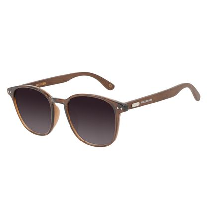 Óculos de Sol Masculino Chilli Beans Bossa Nova Marrom OC.CL.3281-2002