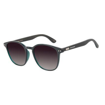 Óculos de Sol Masculino Chilli Beans Bossa Nova Verde OC.CL.3281-2015