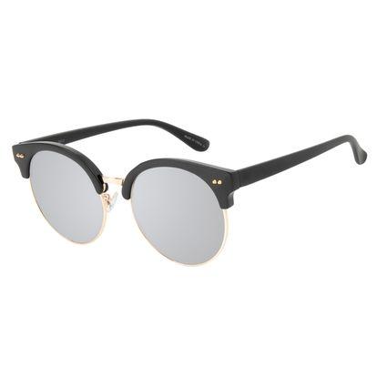 Óculos de Sol Feminino Chilli Beans Jazz Preto OC.CL.3288-3201