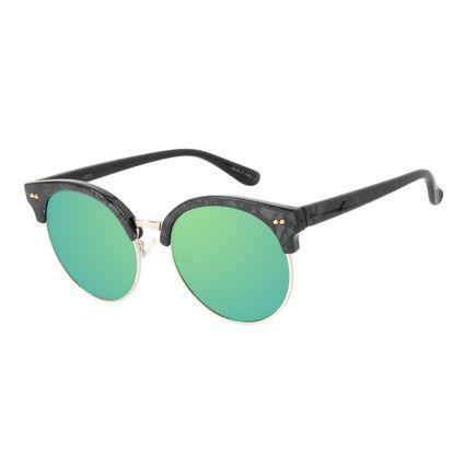Óculos de Sol Feminino Chilli Beans Jazz Cinza OC.CL.3288-5404
