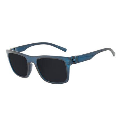 Óculos de Sol Masculino Chilli Beans New Sport Polarizado Azul OC.ES.1268-0108