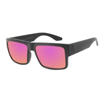 Óculos de Sol Masculino Chilli Beans New Sport Vermelho Espelhado OC.ES.1269-9201