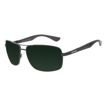 Óculos de Sol Masculino Chilli Beans Executivo Verde Polarizado OC.MT.3092-1501