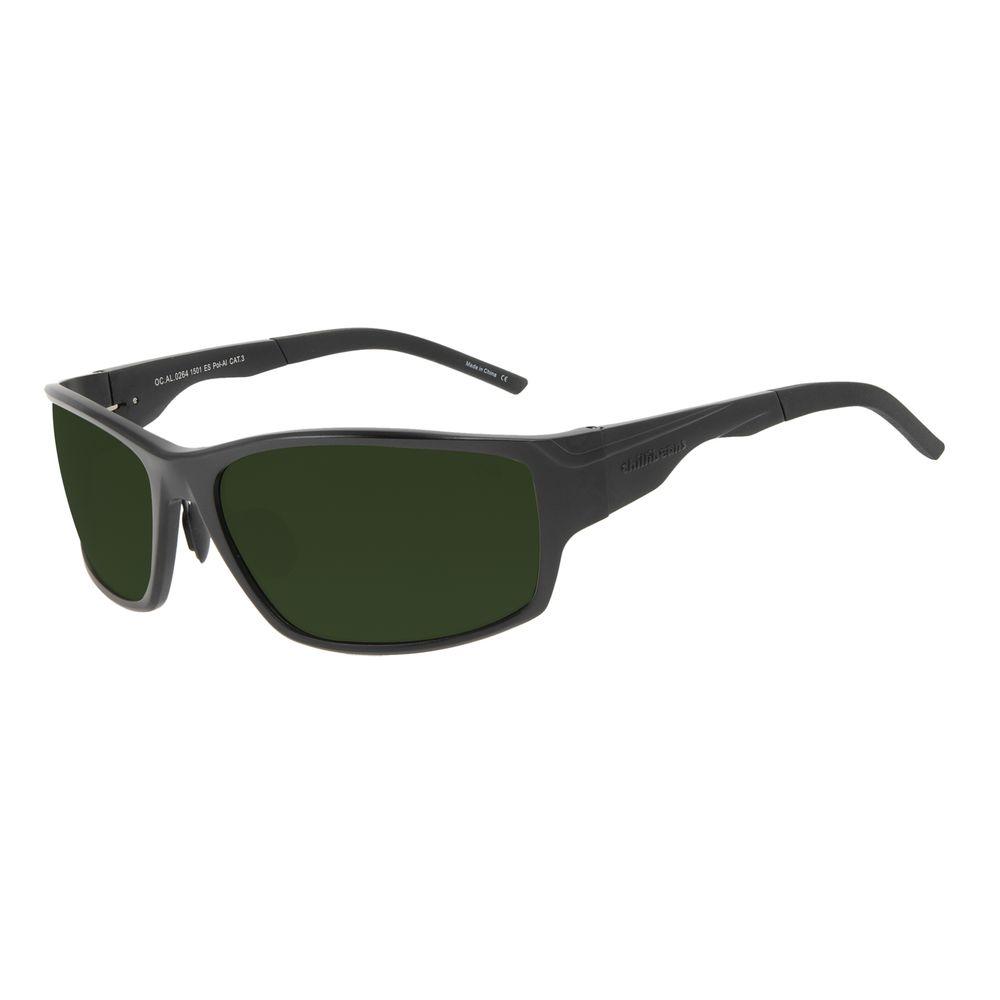 Óculos de Sol Masculino Chilli Beans Performance AL Polarizado Verde OC.AL.0264-1501