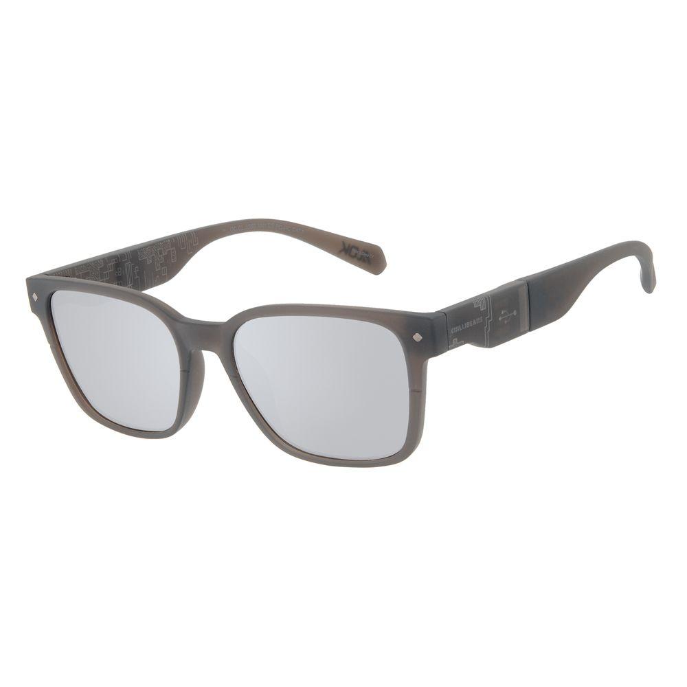 Óculos de Sol Masculino Alok Tech in Style Pen Drive Espelhado OC.CL.3360-3201