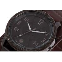 Relógio Analógico Masculino Infinity Bracelete Couro Verde RE.BT.0188-1502.5