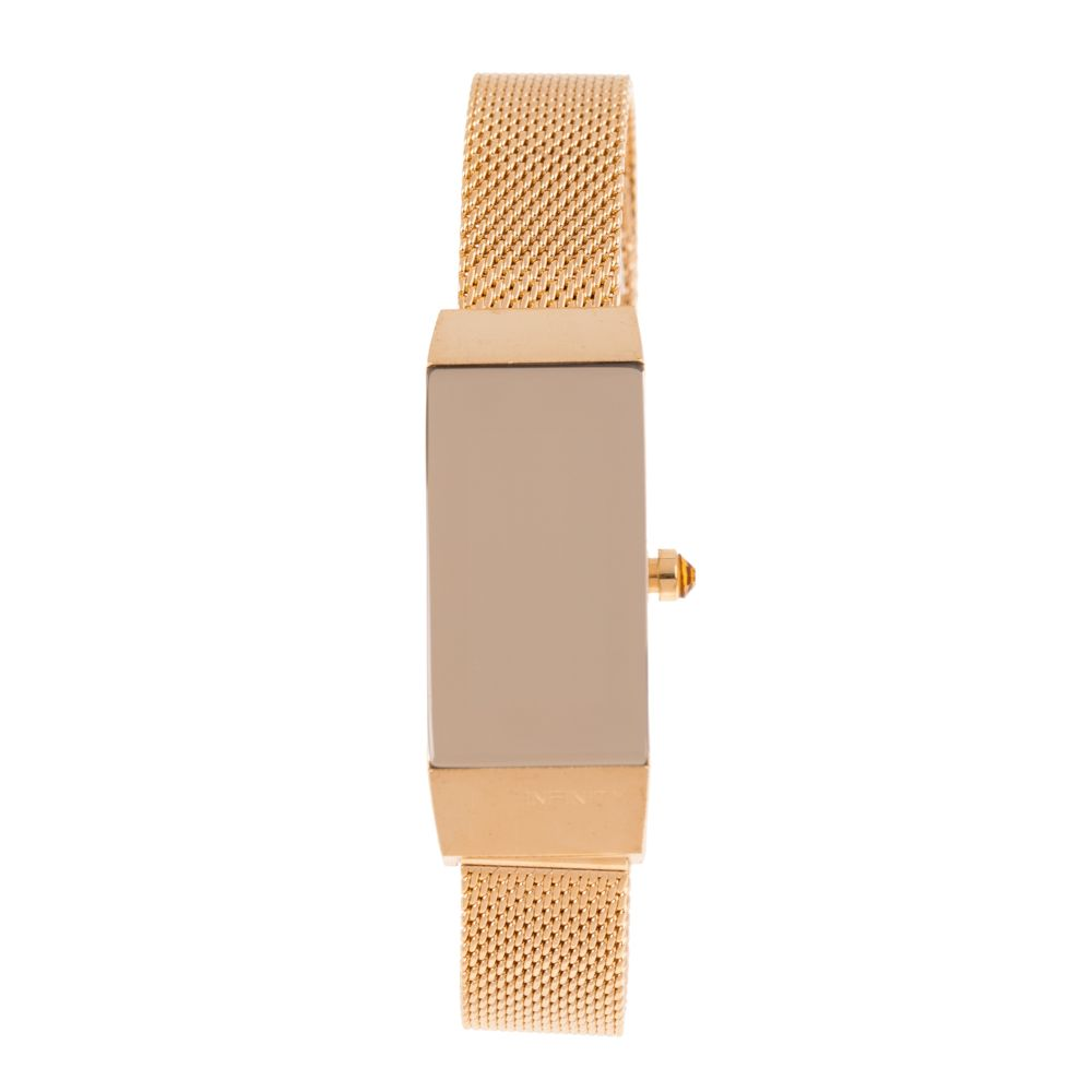 Relógio Automático Masculino Infinity Metal Dourado RE.MT.1176-2121