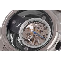 Relógio Automático Masculino Infinity Metal Prata RE.MT.1177-0107.5