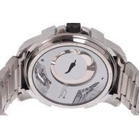 Relógio Automático Masculino Infinity Metal Prata RE.MT.1177-0107.6