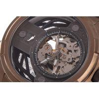 Relógio Automático Masculino Infinity Metal Bege RE.MT.1177-2223.5