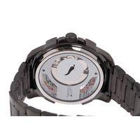 Relógio Automático Masculino Infinity Metal Ônix RE.MT.1177-2222.6