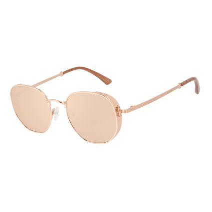 Óculos de Sol Unissex Alok Tech in Style Casual Flap Rosé OC.MT.3111-2395
